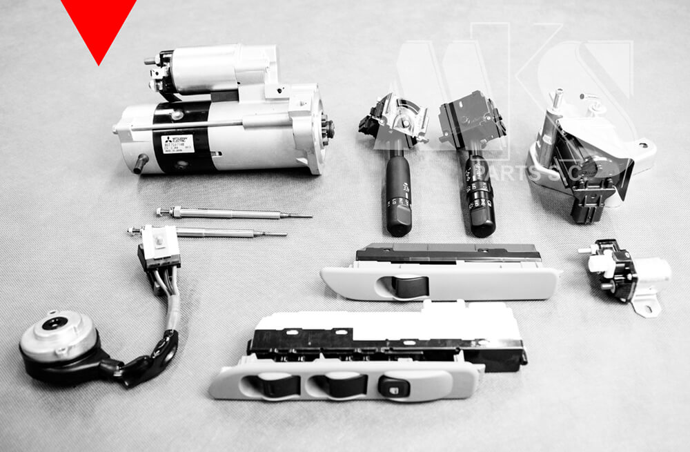 części zamienne do układu elektrycznego do Mitsubishi Canter Fuso